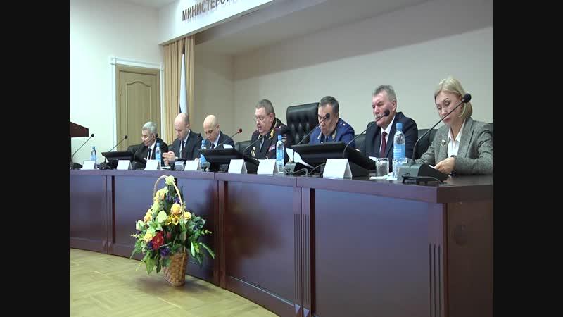 На расширенном заседании коллегии МВД по Республике Карелия подвели итоги 2018 года