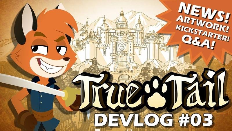 True Tail   Skynamic Studios   DEVLOG 03