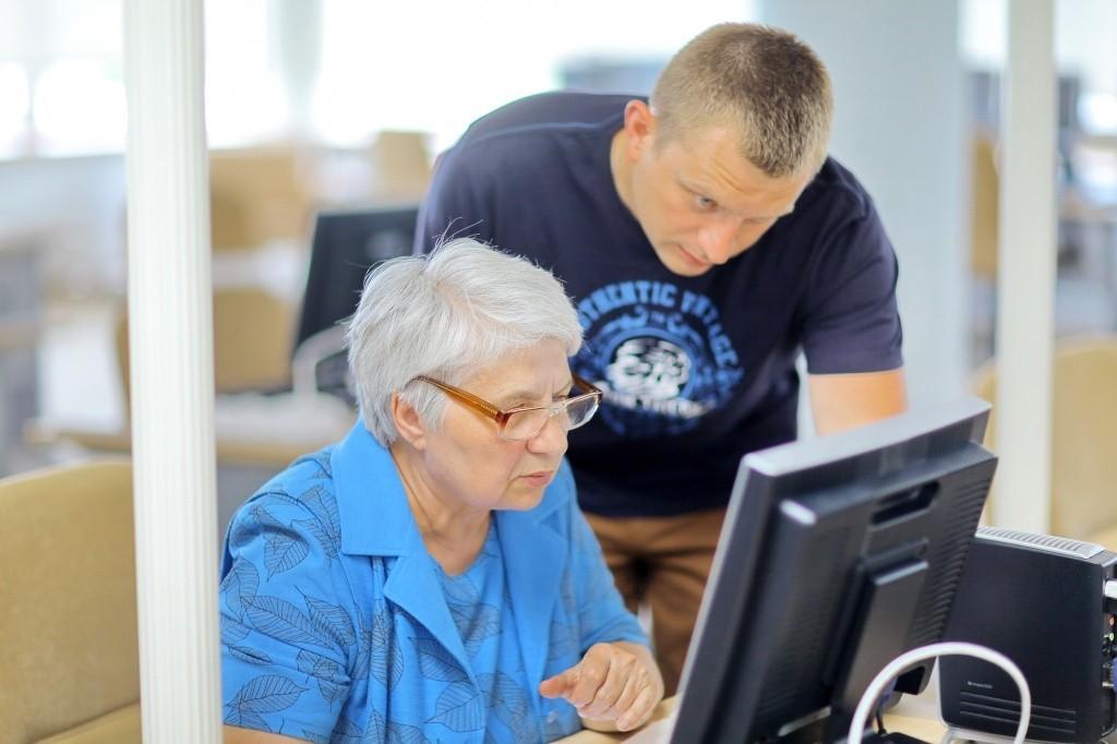 Обучение граждан предпенсионного возраста  в рамках национального проекта «Демография»