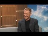 Richard Roxburgh on politics, satire and the final season of Rake for ABC News