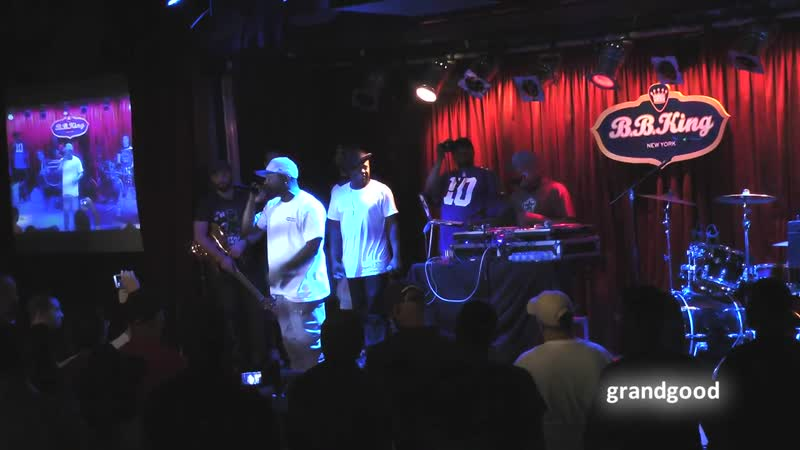 Ras Kass - Soul On Ice Live Perfoming