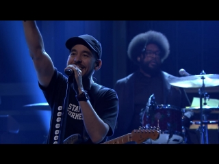 Crossing A Line (Live on The Tonight Show) - Mike Shinoda