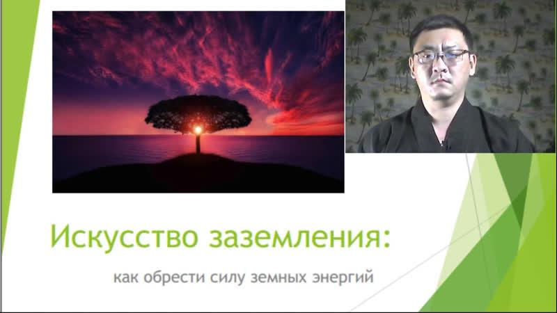 Сергей Ли Искусство заземления как обрести силу земных энергий