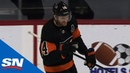 Flyers' Sean Couturier Records Natural Hat-Trick Against Bruins