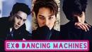 EXO DANCING MACHINES [ SEHUNKAILAY ]