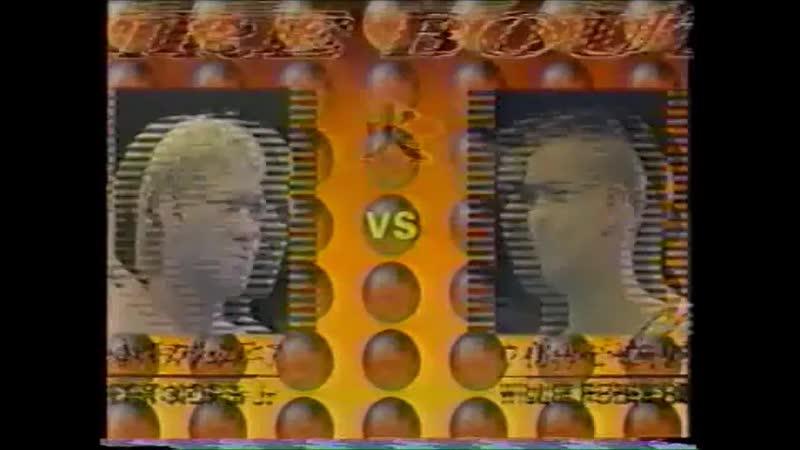 1991.09.14 - Willie Peeters vs. Bert Kops Jr.