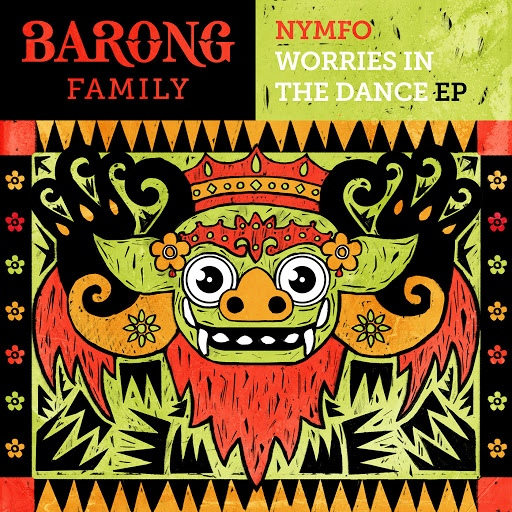 Nymfo альбом Worries in the Dance