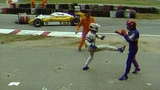 Nelson Piquet's Bust-up with Eliseo Salazar 1982 German Grand Prix