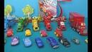 The Cars in italiano La mia collezione giocattoli Motori Ruggenti McQueen e auto Giocattoli auto