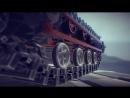 Besiege steam tank ( паровой танк )