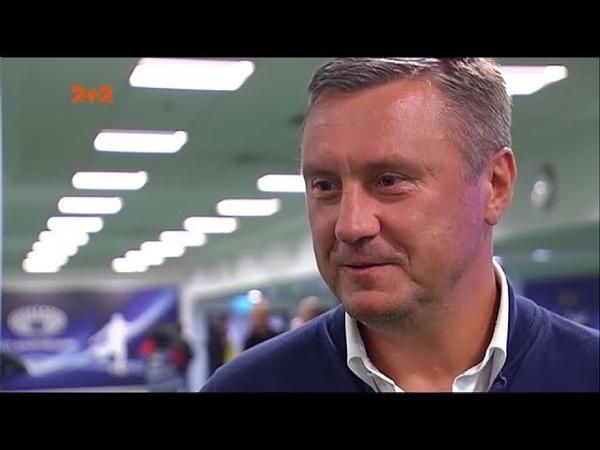 Хацкевич пояснив, чому вирішив змінити позицію Вербича