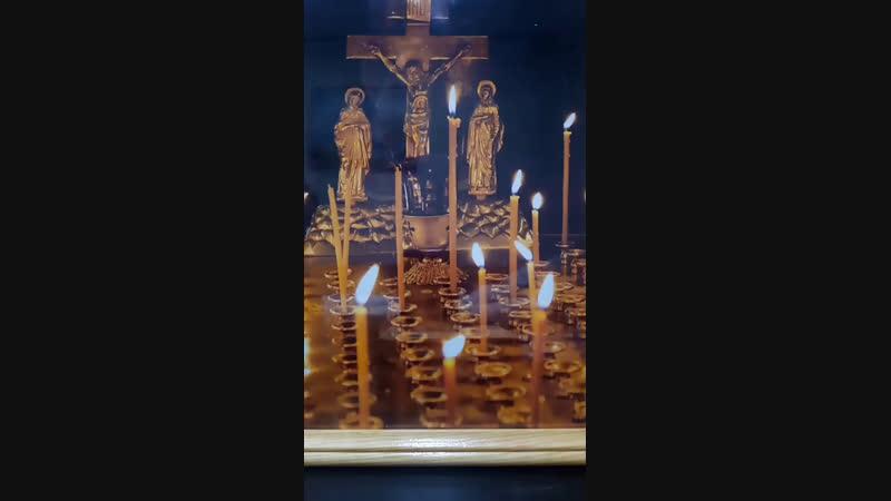Акафист о умерших об умерших православных христианах