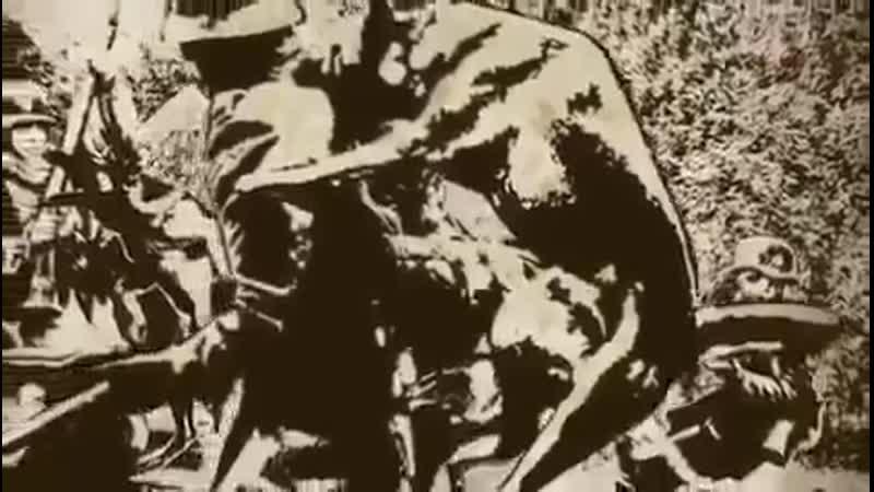 Бой собак против людей Военная история