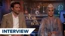 Интервью Леди Гага и Брэдли Купера для «Cineplex» (10 сентября)