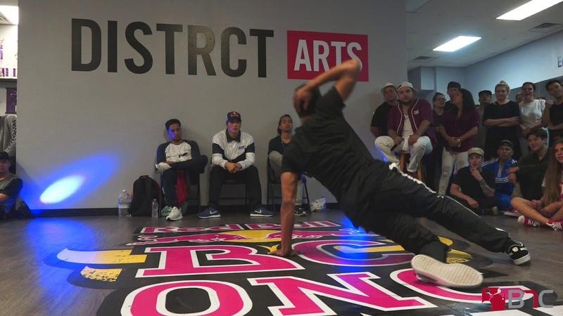 Ali Vs Morris | Semis | Red Bull BC One Las Vegas Cypher 2018 | BCONE | BNC | Danceproject.info