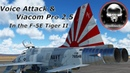 Increase Your Immersion In DCS World with VoiceAttack and VIACOM PRO 2.5!