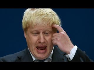 Джонсон ушел с поста главы Foreign Office