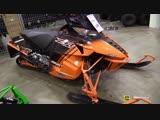 2014 Arctic Cat ZR 9000 Limited Sled - Walkaround - 2017 Toronto Snowmobile ATV Show