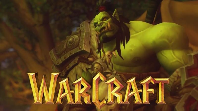 Сюжет Warcraft 3 МАШИНИМА Эпизод 5