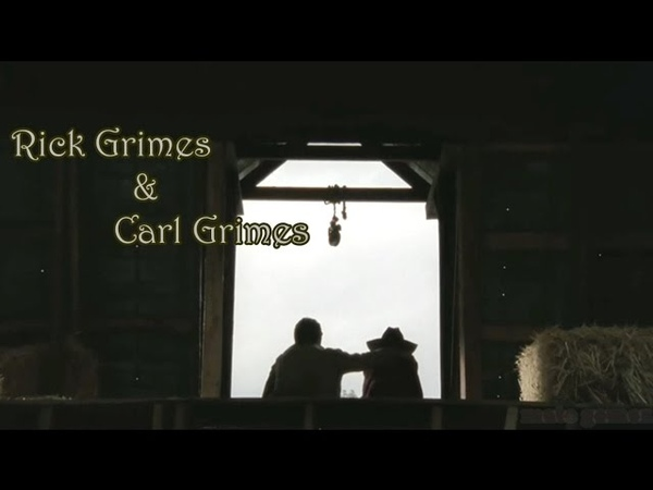 Rick And Carl Grimes   The Nights   The Walking Dead Music Video