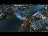 Видео салюта с дрона/JEt SKI Bulgaria