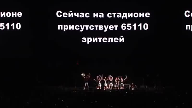 Концерт группировки Ленинград в Зените 19 10 2018