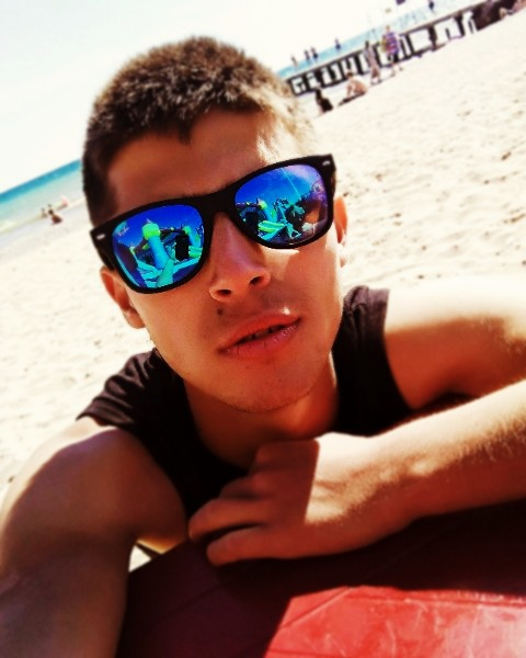 Rustem, 19, Elista
