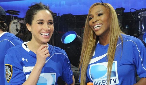 Серена Уильямс посоветовала Меган Маркл перестать быть «такой милой»