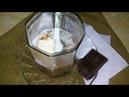Кофе с бананом, пряностями и мороженкой. Коктейль потрясающий рецепторы!