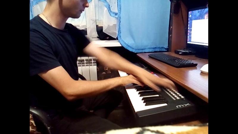 SeT - Coast of Arms ( key instrumental) Sabaton cover