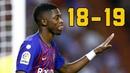 Ousmane Dembele 2018 19 ● Dribbling Skills Goals Speed ● 2018 2019 season