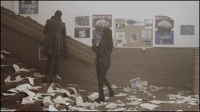 Нация Z - 5 сезон 5 серия (Убить все книги разом)