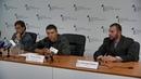 Брифинг создателей первого в ЛНР художественного фильма «Ополченочка»