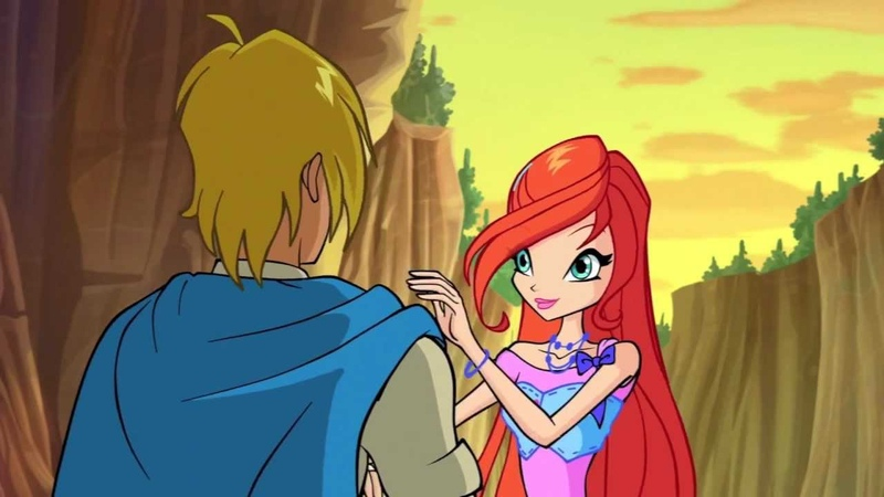 Winx Club Trix Tricks! Bloom's Sacrafice and Battle With the Trix! HD!