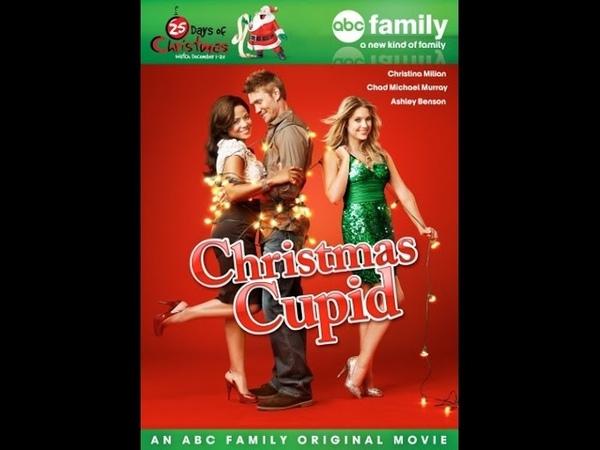 Рождество вокруг нас ! Фильм Рождественский купидон Christmas Cupid 2010 г. (дублированный)