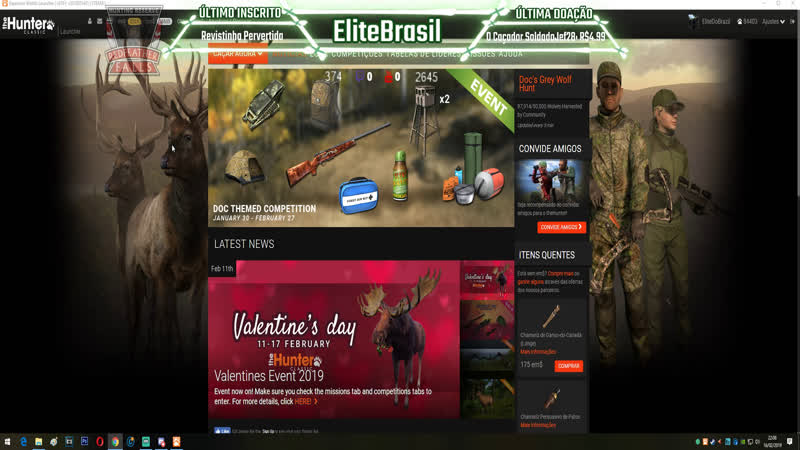TheHunter Classic - Valentines Event III You Are Such a Deer