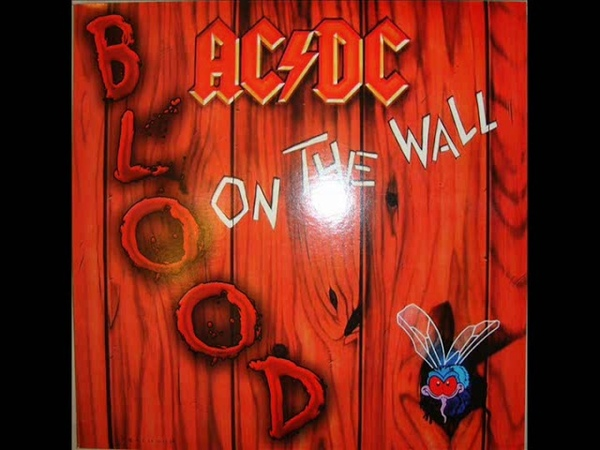 AC/DC Live Blood On The Wall [AUDIO] Vinyl Rip