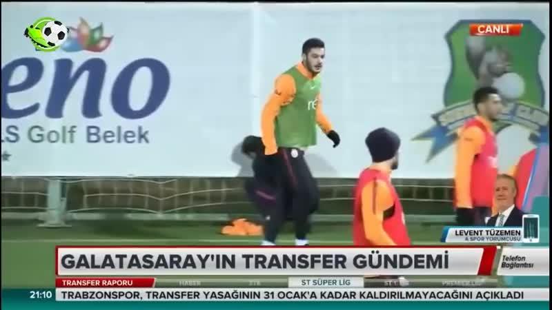 Galatasaray Transfer Raporu Serdar Sarıdağ Gürcan Bilgiç Yorumları