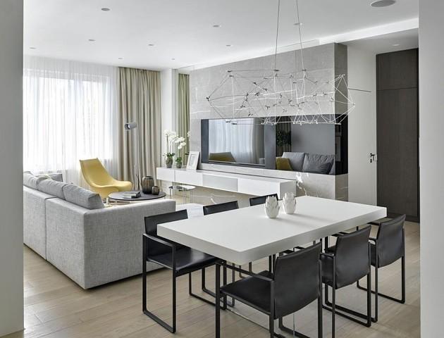 Стильная квартира в Москве