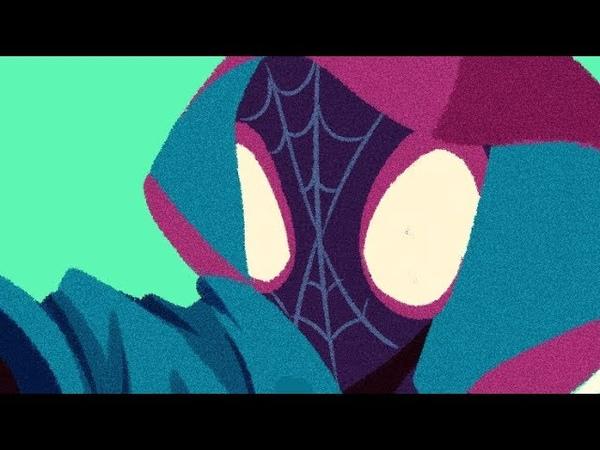 [MARVEL] Miles Morales Spiderverse Speedpaint || Gabi Tozati