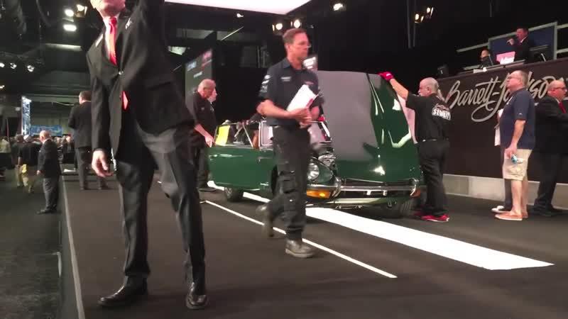 50 000$ на аукционе за Datsun