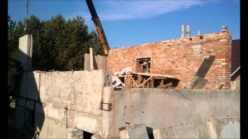 рациональное строительство с использованием бу материалов (село Репное, Воронежская область