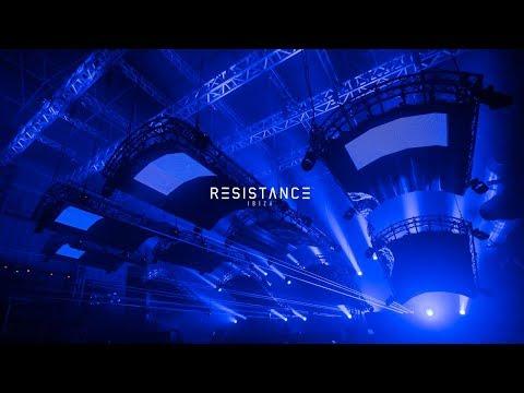 Pan-Pot @ Resistance Ibiza: Week 8 (BE-AT.TV)