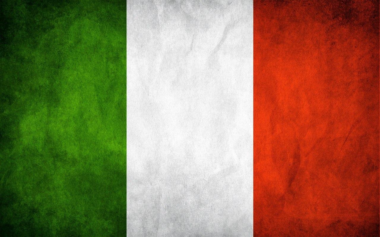 Флаг Италии, биатлон