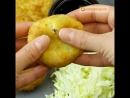 Исчезнут со стола незаметно Картофельные крокеты в японском стиле