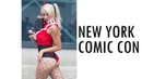 THIS IS COMIC CON NYCC 2018 NEW YORK COMIC CON COSPLAY MUSIC VIDEO NYC VLOG