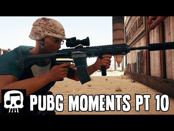 SNEAKY POTATOES - PUBG Funny Moments with JT Gaming Part 10