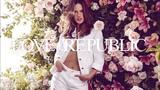 Топ-модель Алессандра Амбросио в новой рекламной кампании LOVE REPUBLIC
