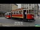 Парад трамваев в Праге