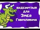 Химическое ШОУ в Кирове для детей. Отзыв для Змея Гаврилыча.